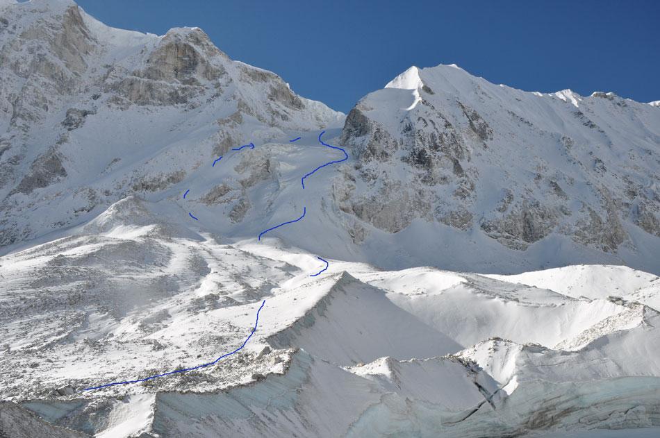 larkya-la-trekking-peak-approach