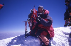 Pemba Doma Sherpa – Everest