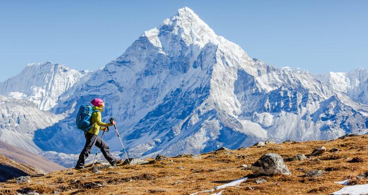 nepal for trekking