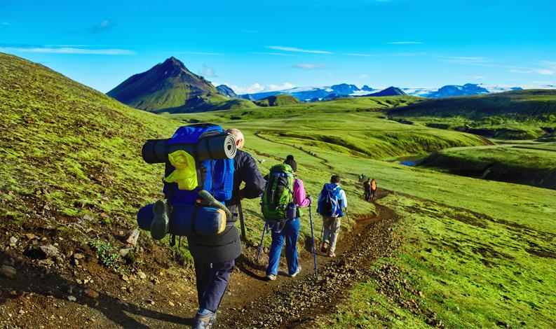 peak climbing, trekking