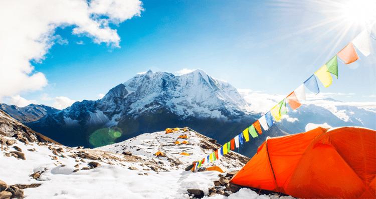everest base camp, trekking